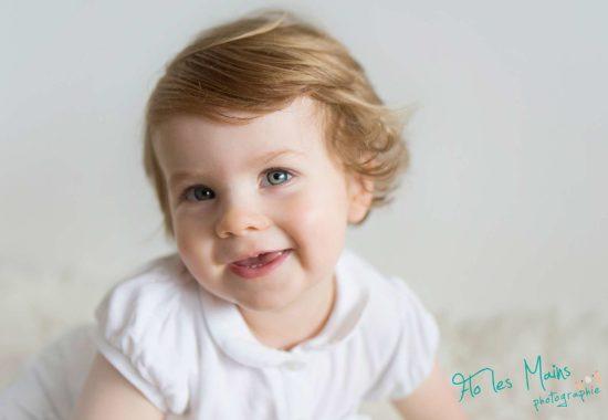 bébé simplicité- Photographe nouveau-né Paris