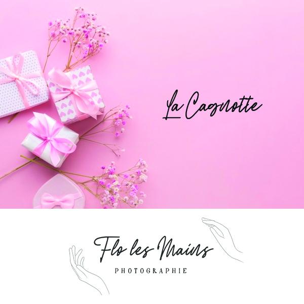 Cagnotte - Liste de Naissance ou cadeau group pour une séance photo - Flo les Mains Photographie
